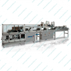 StarWrap R 25 - R 35 - оборудования для упаковки в короб