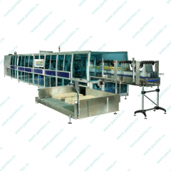 COMBI - оборудование для упаковки в складывающиеся короба и пленку