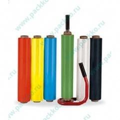 Стрейч пленка цветная для ручной и машинной упаковки