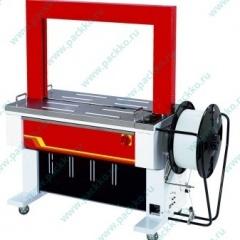 Автоматическая стреппинг-машина ТР-601DPT для обвязки ПЭТ лентами