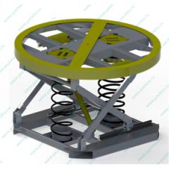 Универсальный подъемный стол пружинного типа EVOPACK LIFT